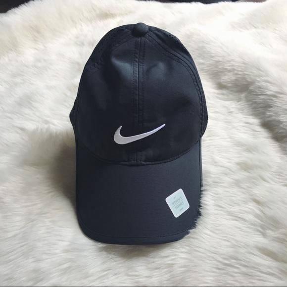 d54abeb4a07 Nike Women s Black Dri-Fit Hat